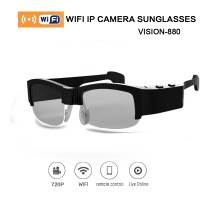 3 mega pixels wifi Camera Sunglasses/ wifi sports glasses Video Camera Eyewear
