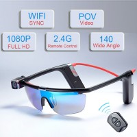 Full HD 1080P WIFI eyewear smart glasses spy Camera,Hidden Mini camera DV glasses spy camera Mini DV Camcorder,smart glasses