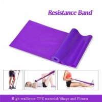 1.5M TPE Stretch Belt Yoga with Elastic Band / Free Shipping Within Malaysia