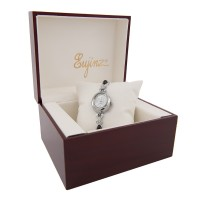 Yaqin Stainless Steel Bracelet Watch For Ladies / Free Shipping Within Malaysia