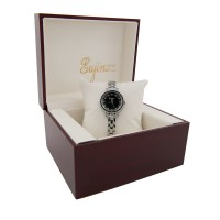 Yaqin Stainless Steel Bracelet Watch With Crystal For Ladies / Free Shipping To Malaysia Only