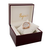 Daybird Love Shape Ceramic Watch With Crystal For Ladies / Free Shipping Within Malaysia