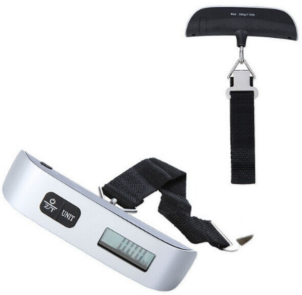 Electronic luggage scaleElectronic luggage scale<br>