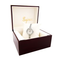 Yaqin Bracelet Elegant Stainless Steel Watch For Ladies / Free Shipping Within Malaysia