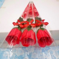 Simulation of Rose Soap Creative Valentine 's Day gift / Free Shipping Within Malaysia