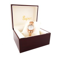 Yaqin Rosegold Stainless Steel Watch For Ladies / Free Shipping Within Malaysia