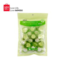 Miniso Paper Mask 18pcs (Pre Packed)