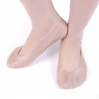 Imaly Women's No-Show Low-Cut Sock Silicon Non-skid Heel Grip Non Slip Socks 3 Pairs(Black,Beige and Nude)
