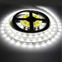Tanbaby LED Strip light DC12V 5M 300led flexible 5730 bar light high brightness Non-waterproof indoor home decoration