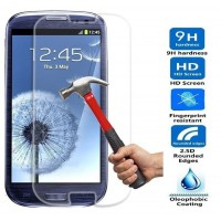 10pcs/lot 0.3mm Thickness 9H Explosion-proof Tempered Glass Screen Protector For Samsung galasy s3 I9300 Screen Protective Film