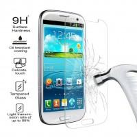 0.26mm 9H Explosion-proof Tempered Glass For Samsung Galaxy S4 mini i9190 Screen Protector 10Pcs/Lot