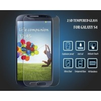 2pcs/lot 0.25D 0.26mm Premium Anti-scratch Tempered Glass Screen Protector Film For Samsung Galaxy i9500 S4