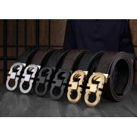 Italy designer belts mens belts luxury high quality calfskin with an antique nickel signature buckle, fashion brand casual belts