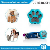 new products waterproof mini pet gps dog collar tracker for cat
