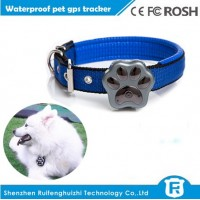 worlds smallest waterproof gps dog collar tracking device