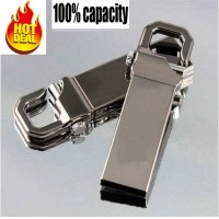 100% Nova de metal MINI USB Flash Drive 128 GB 64 GB USB 2.0 memoria Pen Drive Flash USB Pendrive + frete gratis