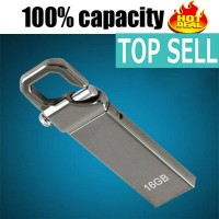 Free Shipping Metal USB Flash Drives Pen Drive USB 2.0 64GB 128GB 32GB 16GB 8GB  pendrives U disk USB Stick