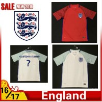 2016 2017 Thailand quality England Soccer jersey 16/17 England survetement football jersey maillot de foot Free shipping