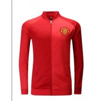 Thai Quality 2016/2017 Manchester United jaclet tracksuit 16/17 IBRAHIMOVIC rooney home away football jacket