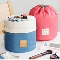 Multi-functional PU wash Cosmetic bag travel package bag cosmetic pack lightweight package