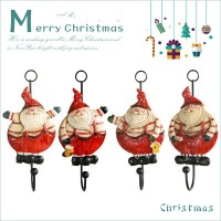 Ideas linked furnishing articles Santa Claus ornament hook home decorative arts and crafts