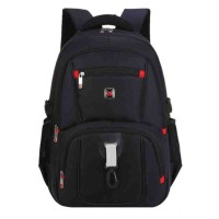 Swiss army knife high school bag men leisure and business travel backpack large capacity computer backpack
