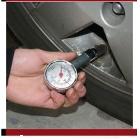 Measurement precision tire gauge tire pressure monitor can be deflated tire pressure table vehicle metal automobile vehicle
