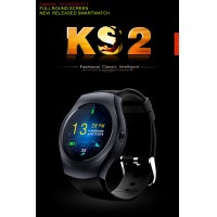 KS2 MTK2502C low power chip +1.3 inch full circle screen + supports SIM card +TF card