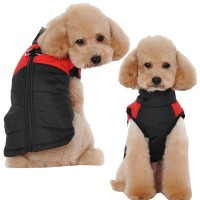 Dog Clothes For Small Dogs Winter Puppy Chihuahua Pet Dog Clothes Waterproof Medium Large Dog Coat Jacket  S-5XL