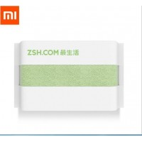 Original Xiaomi ZSH Polyegiene Antibacterial Towel High Quality Oeko-Tex Standard 100% Cotton 1.6 Second Strong Water Absorption 340mm*700mm​ ((Random Color)