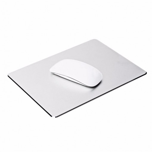 Original Xiaomi Metal Mouse Pad Mat Mousepad 24*30cm , Luxury Simple Slim Aluminum Computer Mouse Pads Frosted Matte