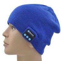FireAngels Bluetooth Beanie Hat Wireless Washable Knit Cap Winter Hats With Built in Stereo Speakers Headphones & Earphones Christmas Gifts