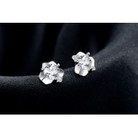 925 sterling silver stud earings for women