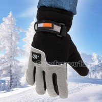 5Pair Outdoor Sports Warm Windproof Ski Snow Bike Motorcycle Unisex Men Women Gloves