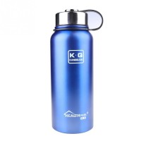 Stylish Portable Timeout Insulation Stainless Steel Portable Outdoor Sports Mug