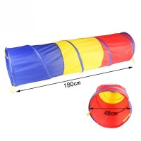 180 * 48cm Children Crawl Crawling Tunnel Tube Children Play Educational Toys