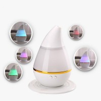 Aromatherapy Humidifier Environmental White ABS Family Room Office  Car  Home USB Humidifier