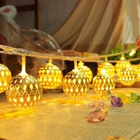 Holiday Light LED Strip 20 Lamp Balls/Set LED String For Wedding Party Fairy Lights Christmas Decoration For christmas Halloween Decoration
