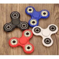Tri-Spinner Fidget Toy 3D Printing Ceramic Bearing EDC Focus Toy