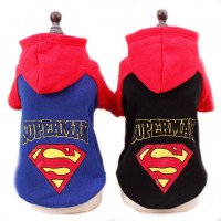 dog clothes for small dogs pet ropa perro roupa cachorro roupas vetement chien perros mascotas coat costume cheap winter Superman
