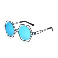 Free Shiping Oulaiou New Fashion Accessories Sunglasses Classic Design Anti-UV  Glasses (O652 )