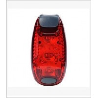 New omnipotent multi - function night safety warning lights running arm lights bicycle helmet taillights 22g