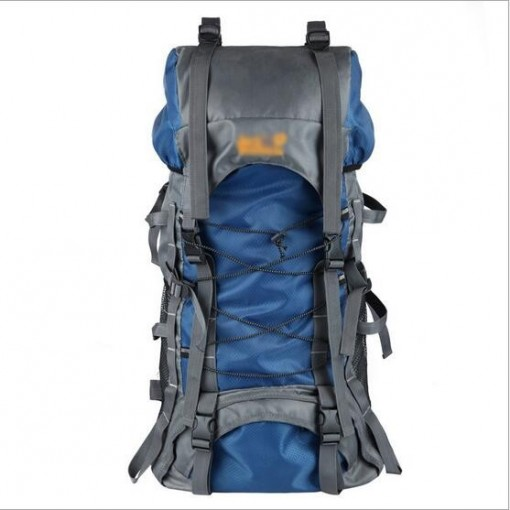Climbing shoulder bag large capacity 60L loss of multi-functional outdoor climbing backpack