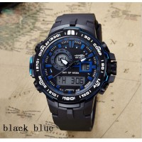 Hot style in the outdoors waterproof multi-function man movement electronic shock drop