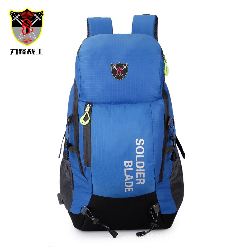 40L Waterproof Travel Backpack Camp Hike Laptop Daypack Trekking ...