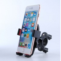 Bicycle mobile phone universal mountain car mobile navigation support riding equipment fittings