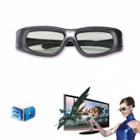 3D Active DLP-Link Glasses For Acer H9500BD P1100 P1200 P1201 P1203 Projector