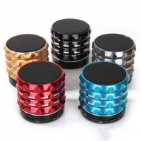 s18 wireless portable mini speaker HiFi Music Bluetooth with MIC For bluetooth speaker