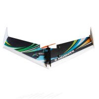 DW HOBBY Upgraded Rainbow  1000mm Wingspan EPP Flying Wing RC Airplane KIT