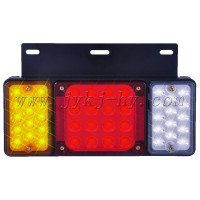 ISUZUs NHRs NKRs NPRs LED tail lights for truck trailer